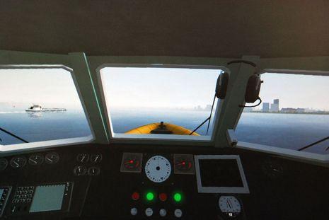 Barge, Overtaking courtesy Raymarine.JPG
