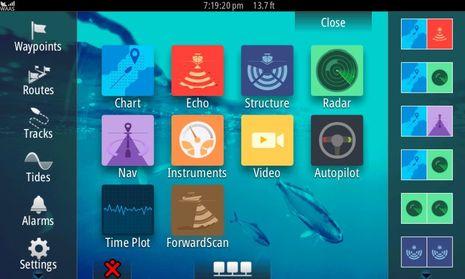 Simrad_NSS_evo2_home_screen_w_ForwardScan_cPanbo.jpg