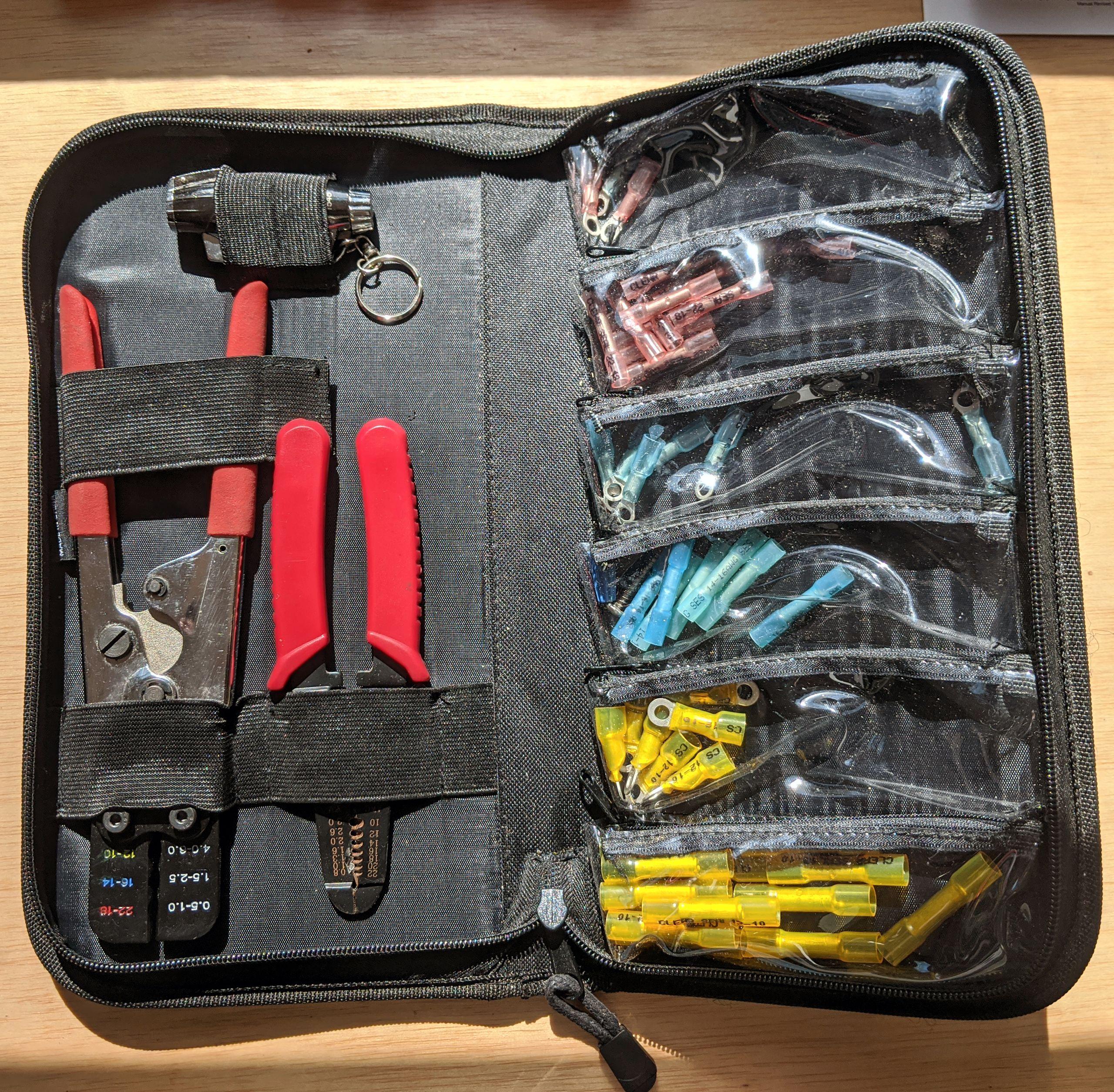 BSP heat shrink terminal kit